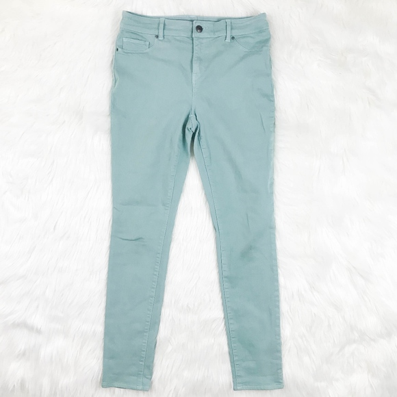eb8bff7a0ca6fd Chico's Pants | Chicos Jegging Skinny 0 Platinum 5 Pocket | Poshmark
